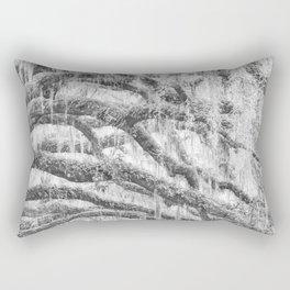 Arching Limbs Rectangular Pillow