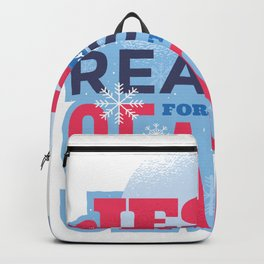 Jesus Quote Backpack