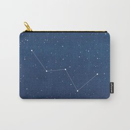Cassiopeia Constellation, house Carry-All Pouch
