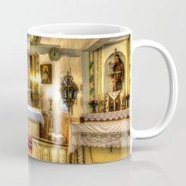 Zosna Old Countryside Church Latvia Coffee Mug