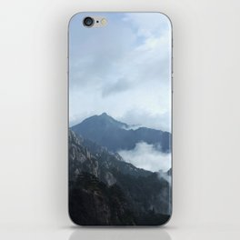 Yellow Mountains iPhone Skin