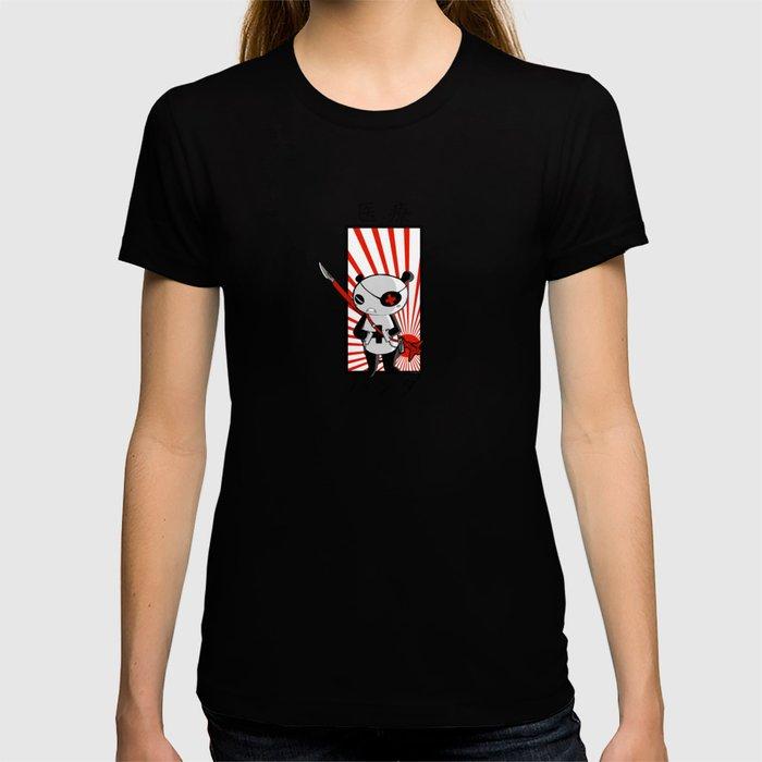 Medical Panda T-shirt