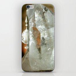 Quartz Crystal iPhone Skin