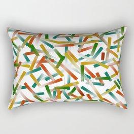 Brush stroke 3 Rectangular Pillow