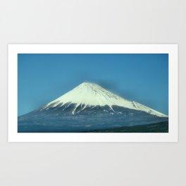 富士山 (Mt. Fuji) Japan Art Print