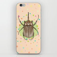 Insect I iPhone & iPod Skin