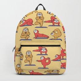 Sloth Yoga Backpack