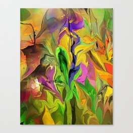 Abstract 070313 Canvas Print