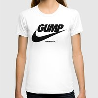 forrest gump T-shirts featuring Gump Just Do It by IIIIHiveIIII