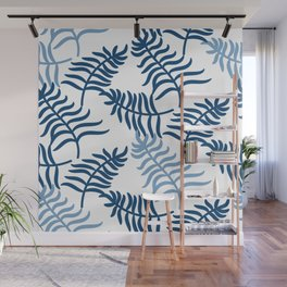 Tropical Patterns Wall Mural