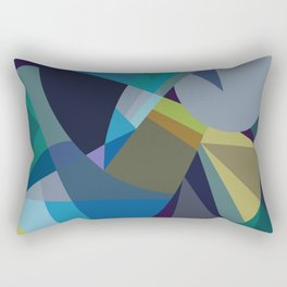 Jana The Angel Rectangular Pillow