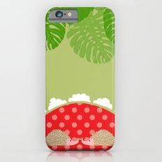 hedge-hug Slim Case iPhone 6s