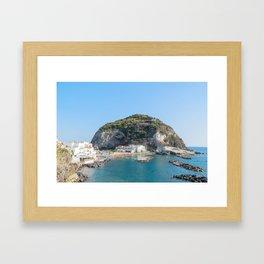 Sant' Angelo, Ischia II Framed Art Print