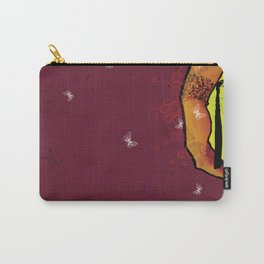 For you - maroon Carry-All Pouch