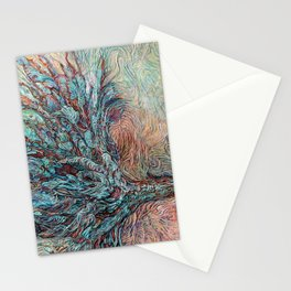 Midnight at the Wishing Tree Stationery Cards