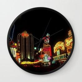 Las Vegas Nevada Wall Clock