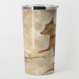 In the silence of the afternoon Travel Mug