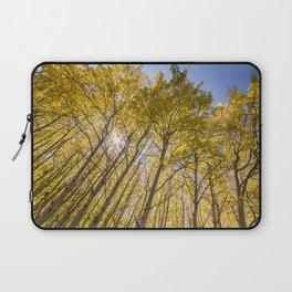 Sparkling Autumn Laptop Sleeve