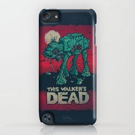 Walker's Dead V2 iPhone Case