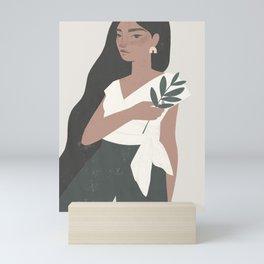 sage Mini Art Print