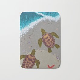 The Tide Bath Mat