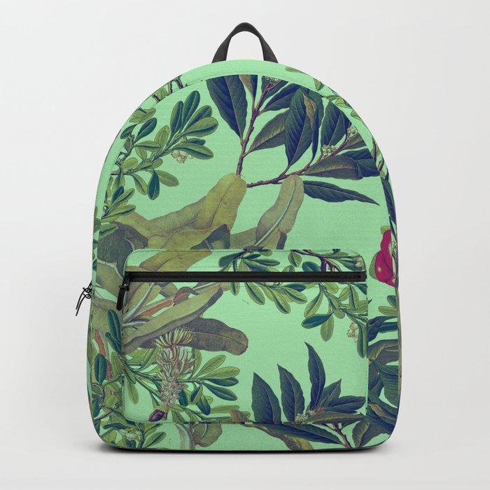 Winter Leaves Backpack