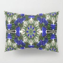Happy Hyacinths... Pillow Sham