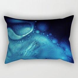 DARK BLUE Rectangular Pillow