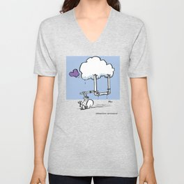 Cloud Maintenance Unisex V-Neck