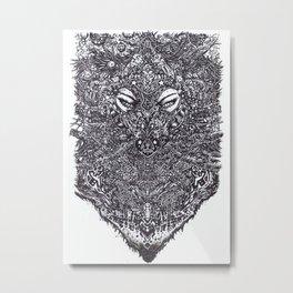 Aquanaut Seven Metal Print