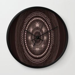 Circumference Design Wall Clock