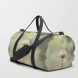 Deadly dandelion Duffle Bag