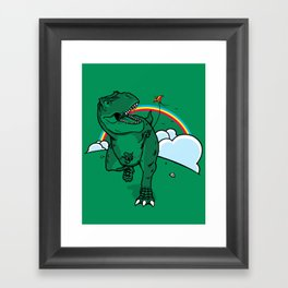 Leonard Framed Art Print