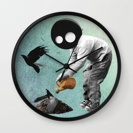 cria cuervos  Wall Clock