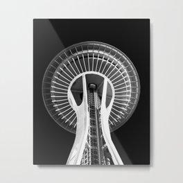 Same Needle, Seattle WA Metal Print