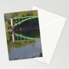 Summer Storm Clouds - Delaware River Stationery Cards