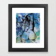 Sugar Coated Sour Framed Art Print