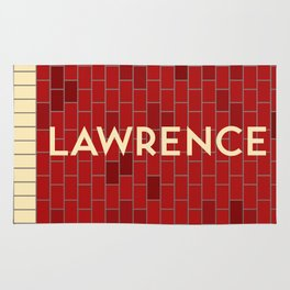 LAWRENCE | Subway Station Rug