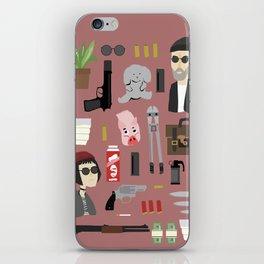 Leon  iPhone Skin