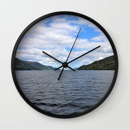 The Great Loch Ness Wall Clock
