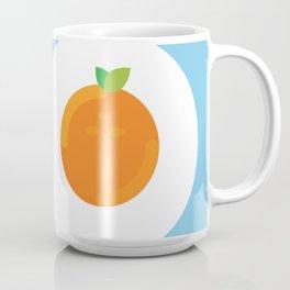 D.O. Orange Logo Coffee Mug