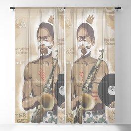 Fela Sheer Curtain