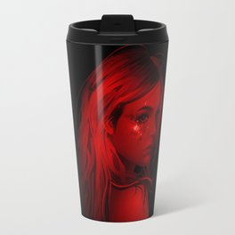 The Neon Demond Travel Mug