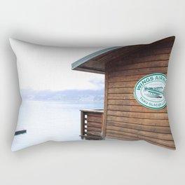 Wings Airways Rectangular Pillow
