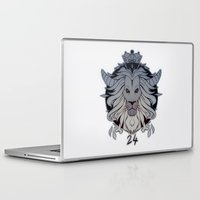 leo Laptop & iPad Skins featuring leo by andrahilde