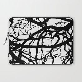 black branches Laptop Sleeve