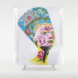 Nefertiti Shower Curtain