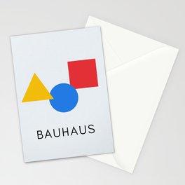 Bauhaus - Geometric Art Stationery Cards