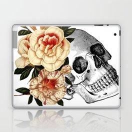 Sugar Skull Floral Laptop & iPad Skin