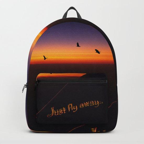 Boeing Sunset Backpack